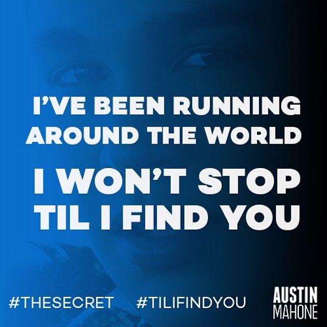 Austin Mahone - Til I Find You #TheSecret #TilIFindYou #lyrics