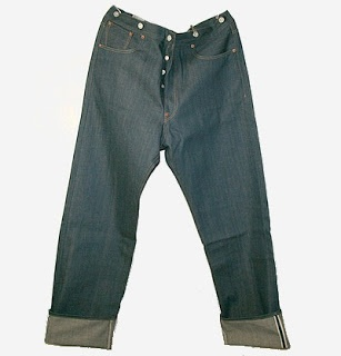 In 1873, Levi Strauss and tailor Jacob Davis received a U.S. patent to make  the