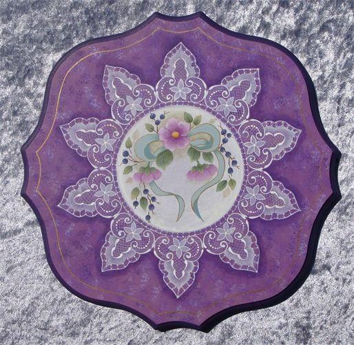 Кружева Искусство Creations - кружева и цветочные