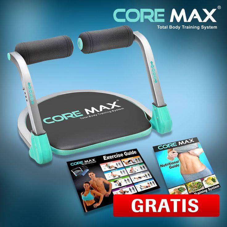 Aparat de fitness Core Max – Cea mai buna solutie pentru un corp tonifiat si atragator!  viewnews.ro