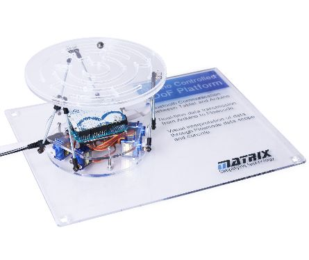 Matrix TSL offers hobbyists electrical and electronic training including getting started with Arduino programming, PIC programming, kits and projects.