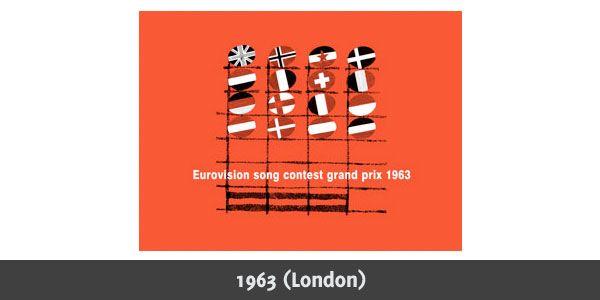 Eurovision Song Contest 1963 logo