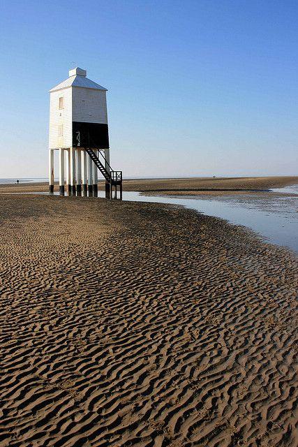 ✯ Burnham-On-Sea Lighthouse - UK