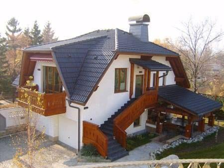 Forma inegala pentru acoperis