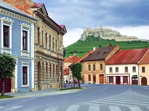 Spisske Podhradie, Slovakia.