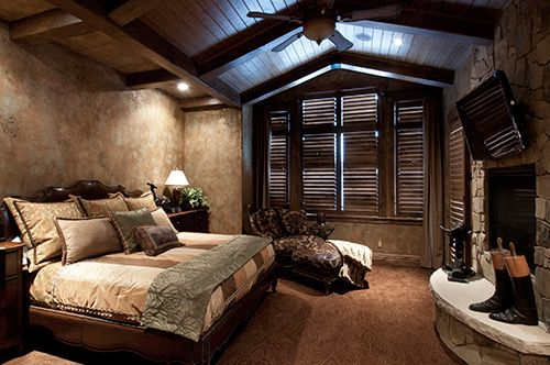 17 Best Images About Rustic Mountain Lodge Design On