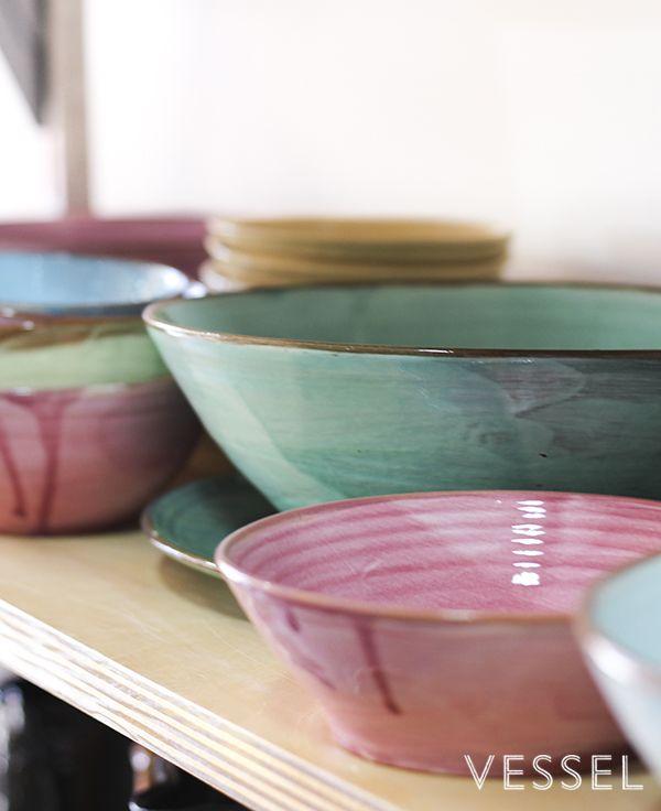 Bowls by Katherine Smyth  vessel.co.nz