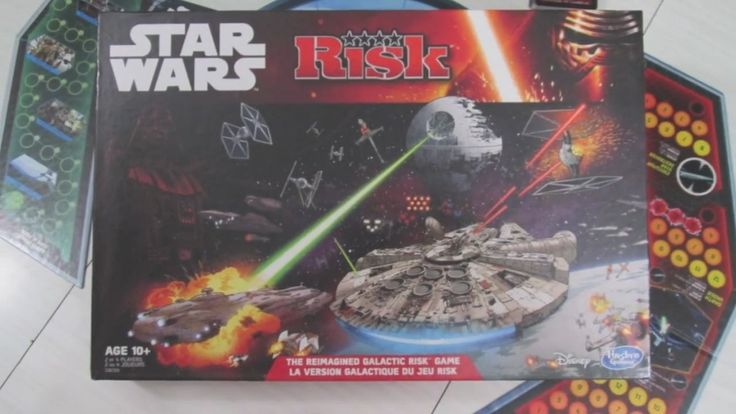Star Wars Risk: Intro & Setup