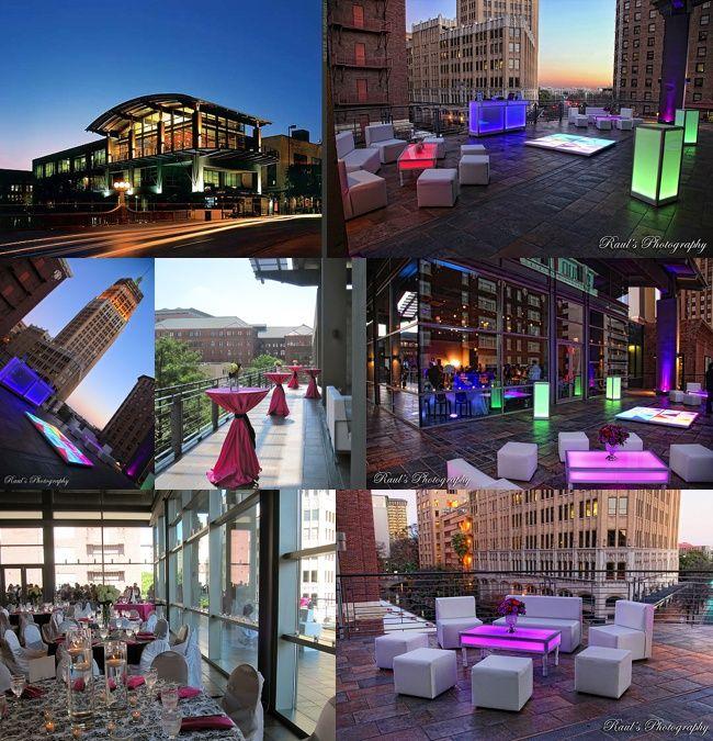 San Antonio Wedding Reception Halls: La Orilla Del Rio Ballroom #downtown #sanantonio #texas