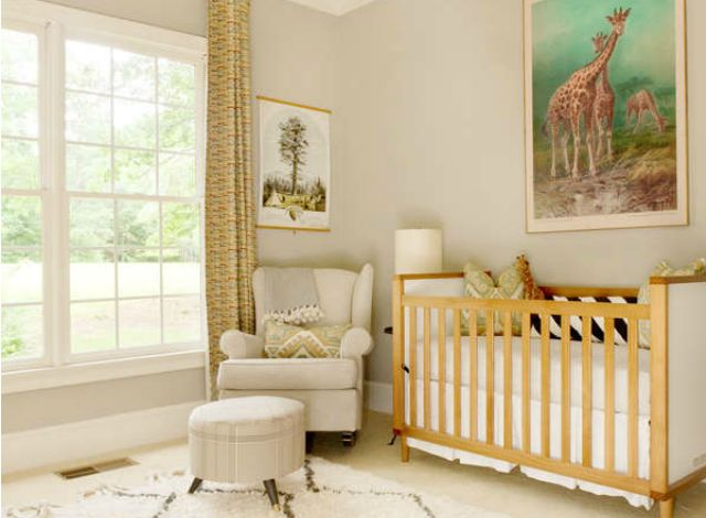 Gender-Neutral Nursery Color Schemes
