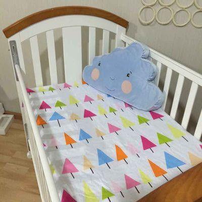 Fashion Ins Monster Newborn Baby Bedroom Crib Cot Ed Sheets Bedding Sheet Bed Toddler Junior