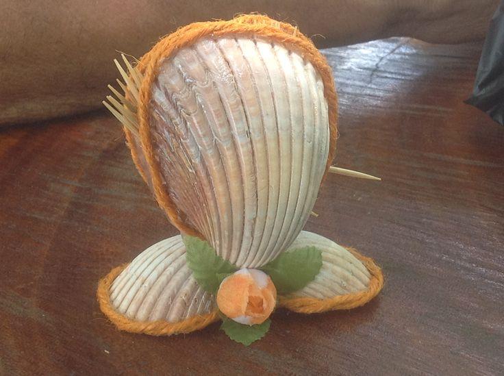 M s de 1000 ideas sobre artesan a con conchas en pinterest - Manualidades con conchas ...