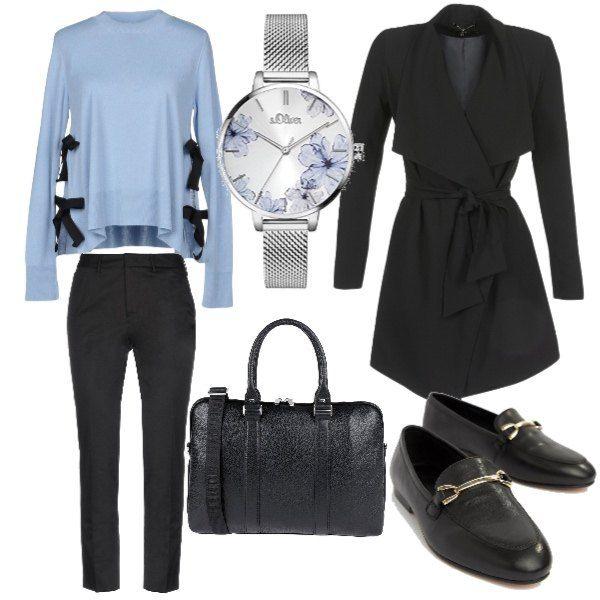 49240a8885d1 Outfit ideale per un riunione informale