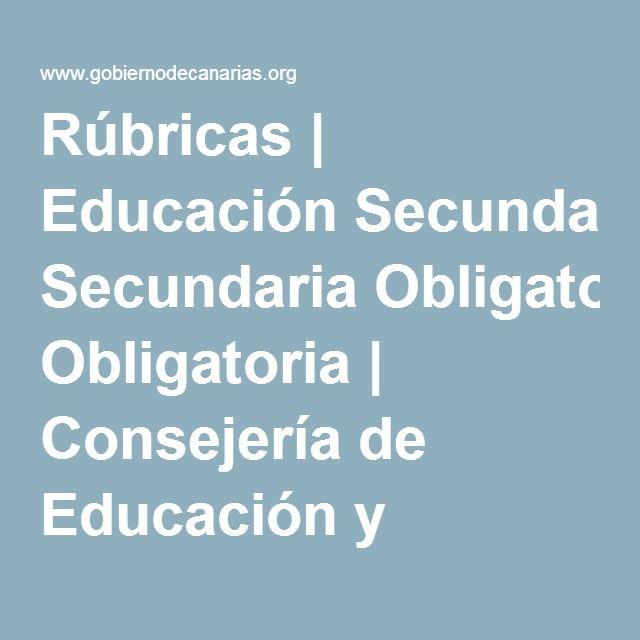 Uda | Educación Secundaria Obligatoria | Consejería de Educación y Universidades | Gobierno de Canarias