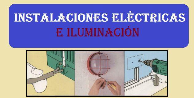 Manual de Instalaciones Eléctricas e iluminación en pdf