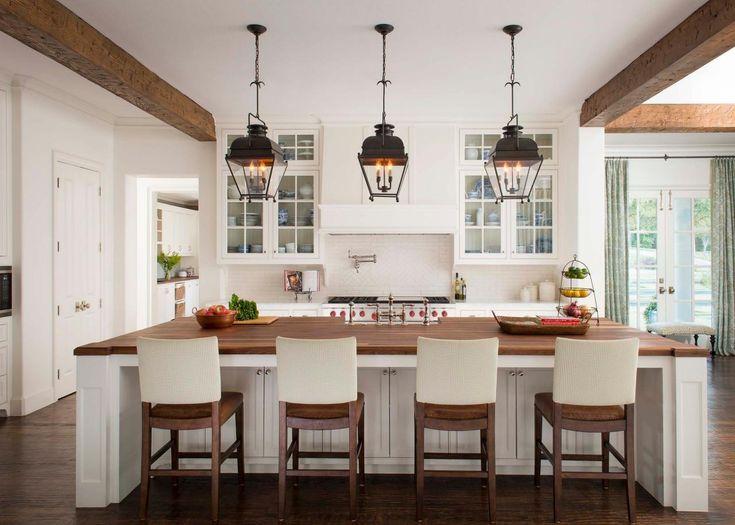 Kitchen Island Lantern Lights