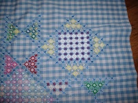 21 best ♥Chicken Scratch Quilts♥ images on Pinterest | Stitches ... : chicken scratch quilt - Adamdwight.com