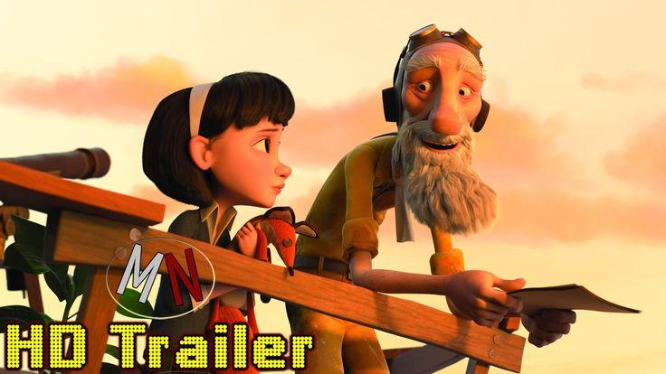 *Der kleine Prinz* HD Trailer German / Deutsch   Kinostart: 10. Dezember...
