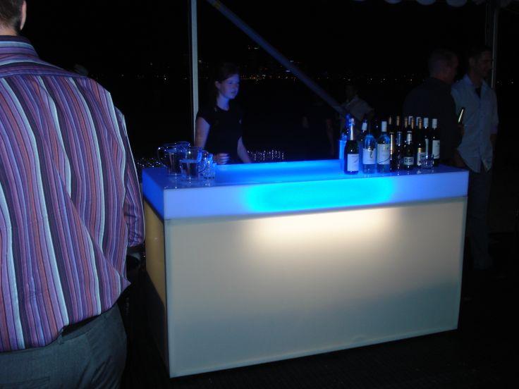 Our light up bar