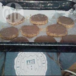 Pootle's 'hobnobs!' oat cookies @ allrecipes.co.uk