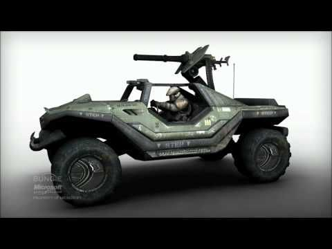 Will Christiansen - Animation Demo Reel 2010 - New Halo: Reach content! - YouTube
