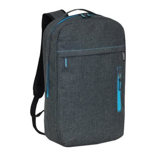 Everest Trendy Lightweight Laptop Backpack Charcoal