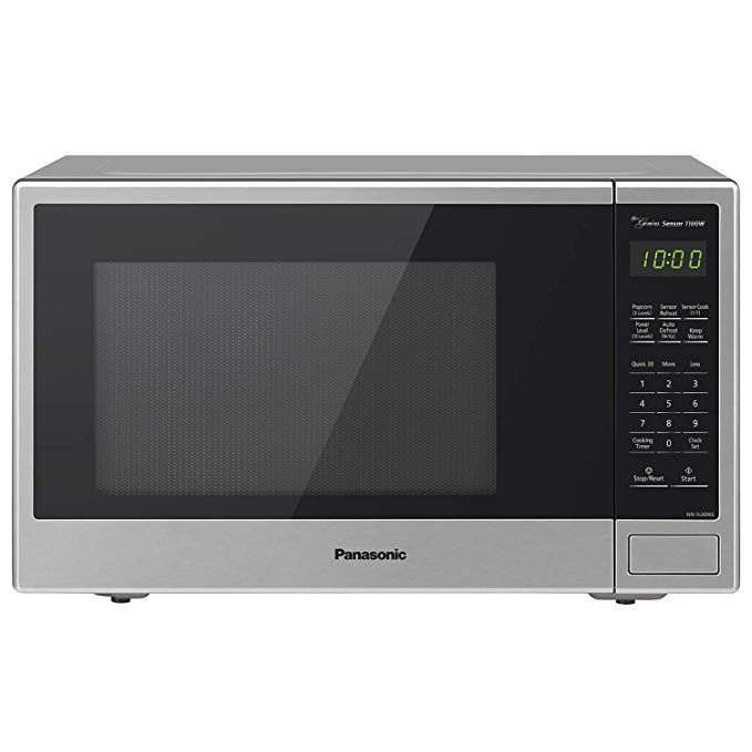 Panasonic Microwave Oven Nn Su696s Stainless Steel Countertop Built In With Inverter Technology And Microwave Oven Panasonic Microwave Oven Panasonic Microwave