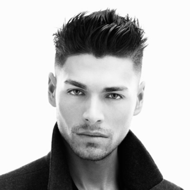 pictures of mens hair cut styles