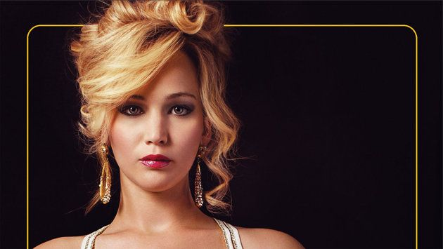 Jennifer Lawrence in 'American Hustle'
