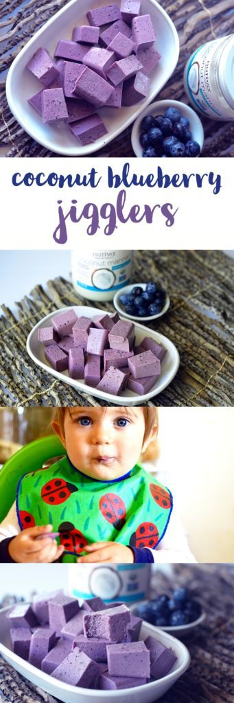 Coconut Blueberry Jigglers kitchen.nutiva.com