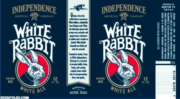Independence White Rabbit White Ale arrives as brewery's first foray into cans - #craftbeer
