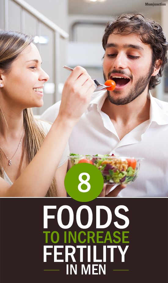 8 Best Foods To Increase Fertility In Men: Read our recommendations on some male #fertility boosting foods below and take a call.
