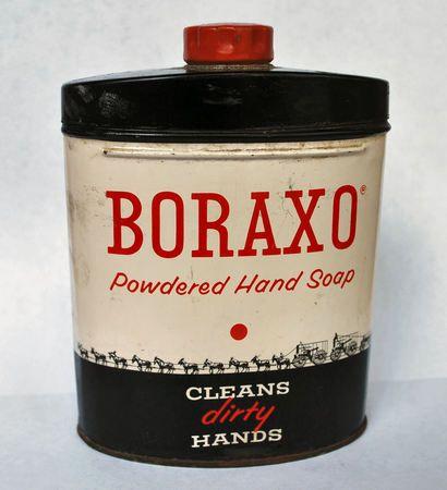 Boraxo Hand Soap Vintage Vintage Pinterest