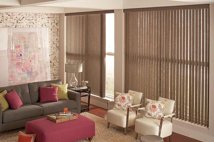 Vertical Blinds – Beautiful Windows | Lafayette Interior Fashions