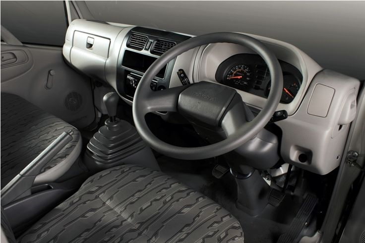 Dyna 6R Chasis 130 PS XT  Interior 4