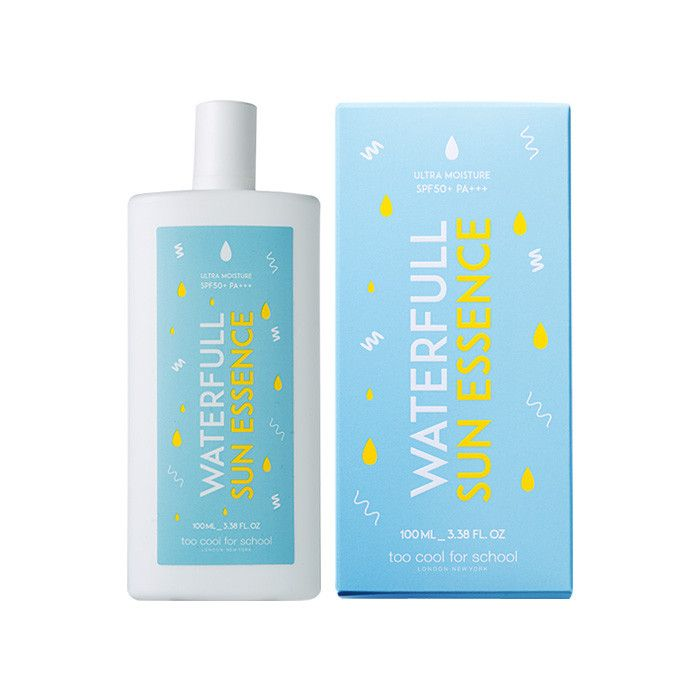 [too cool for school] ARTIFY WATERFULL SUN ESSENCE SPF50+/PA+++