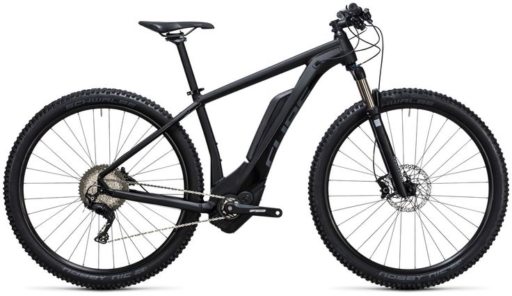 Cube Reaction Hybrid HPA SL 500 - 2017 - 29 Zoll - Hardtail
