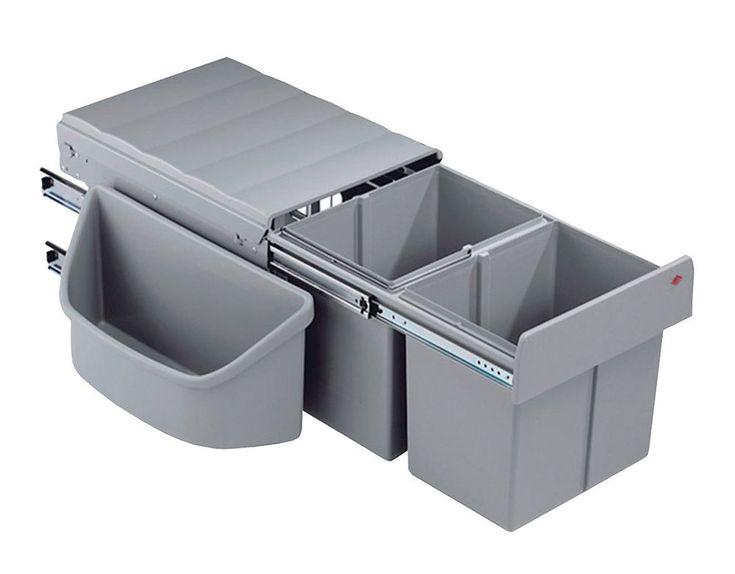 Eck-Mülleimer Wesco Corner Boy Double Einbau Ecke Abfallsammler 32 L | Möbel & Wohnen, Haushalt, Müll- & Abfalleimer | eBay!