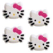 "Free Shipping on orders over $35. Buy Hello Kitty 7"" Die Cut Plates, 8 Count, Party Supplies at Walmart.com"