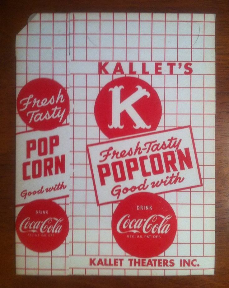 272 best POPCORN BOXES & BAGS and Other Related Items ...