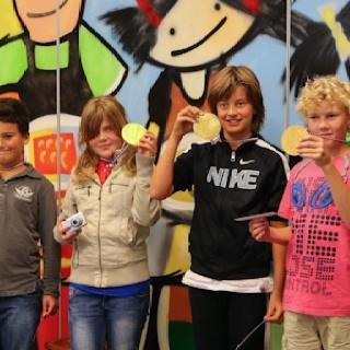 Winnaars van de workshop fotografie voor basisschool De Steltloper uit St…