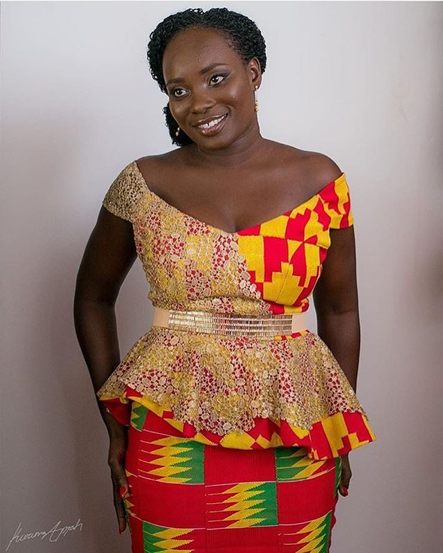 337 Best Images About Kente Fashion On Pinterest African
