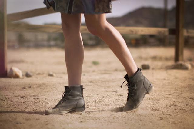 TOBRUCK AVE rocking our ATHENS booties in black in her Pioneer Gal shoot.: Ave Rocks, Pioneer Gal, Tobruck Ave, Gal Shoots, Shoes Shoes, Athens Booty