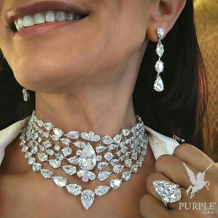 21 Best Statement Necklace Images On Pinterest: 25+ Best Ideas About Diamond Choker Necklace On Pinterest