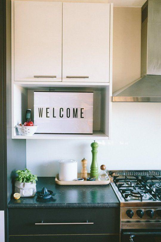 Die 23 besten Bilder zu Kitchens auf Pinterest Küchen Styling - ideen für küchenwände