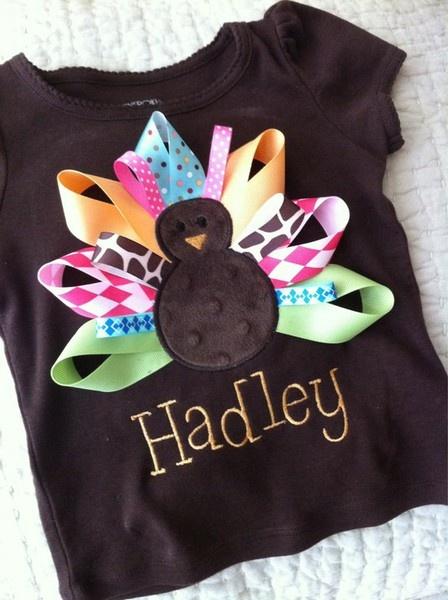 Precious Turkey shirt kid-s-clothes