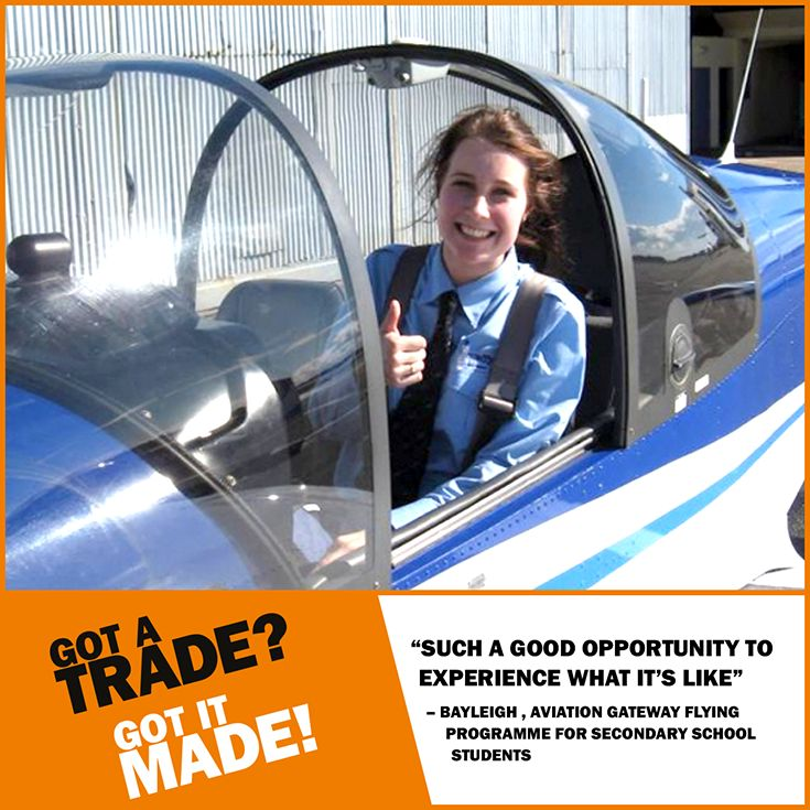 An #apprenticeship is a different way of #learning. Find out more at www.gotatrade.co.nz