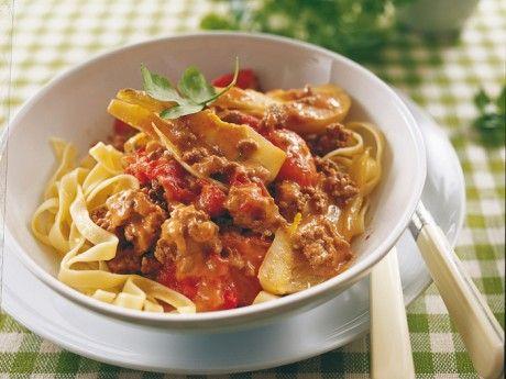 Köttfärssås med fänkål Receptbild - Allt om Mat