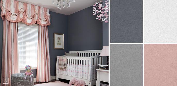 Color Schemes: Kids Room Paint Ideas