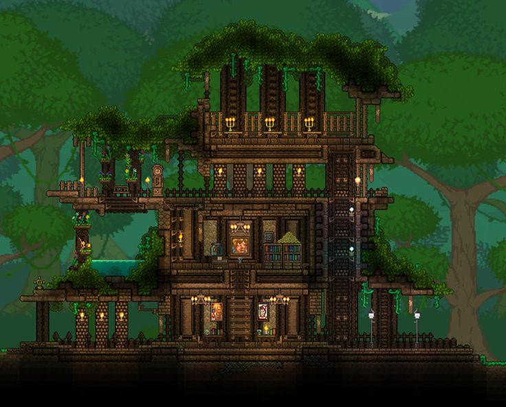 """""""Fancy schmancy house"""" by u/Lettucepie1"""